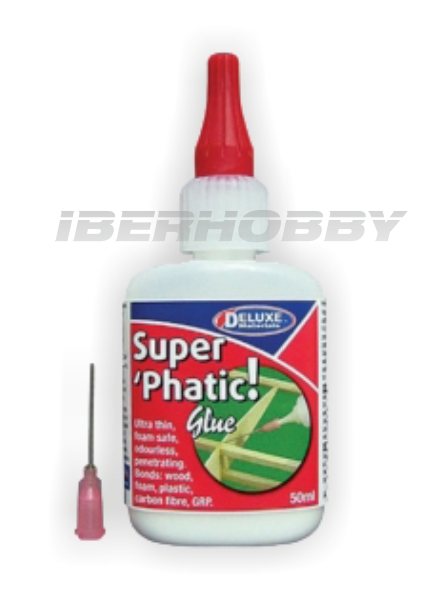 SUPER PHATIC GLUE 50ml Bottle