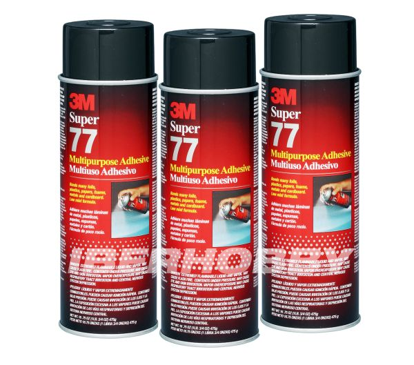 SPRAY 77 (3M) MULTI-USOS