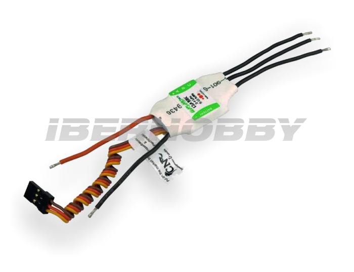 CN 12A BRUSHLESS SPEED CONTROLLER