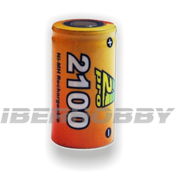 Ni-MH BATTERY 1.2V 2,100mAh