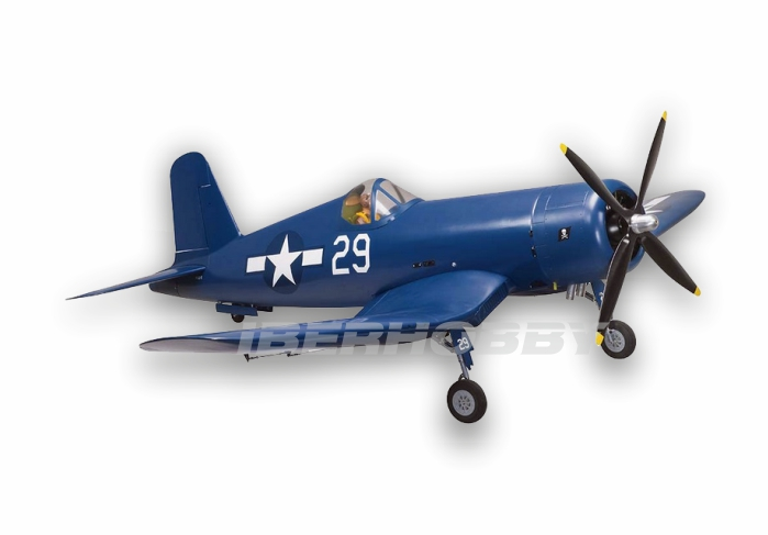 TOP FLITE GIANT F4U CORSAIR ARF