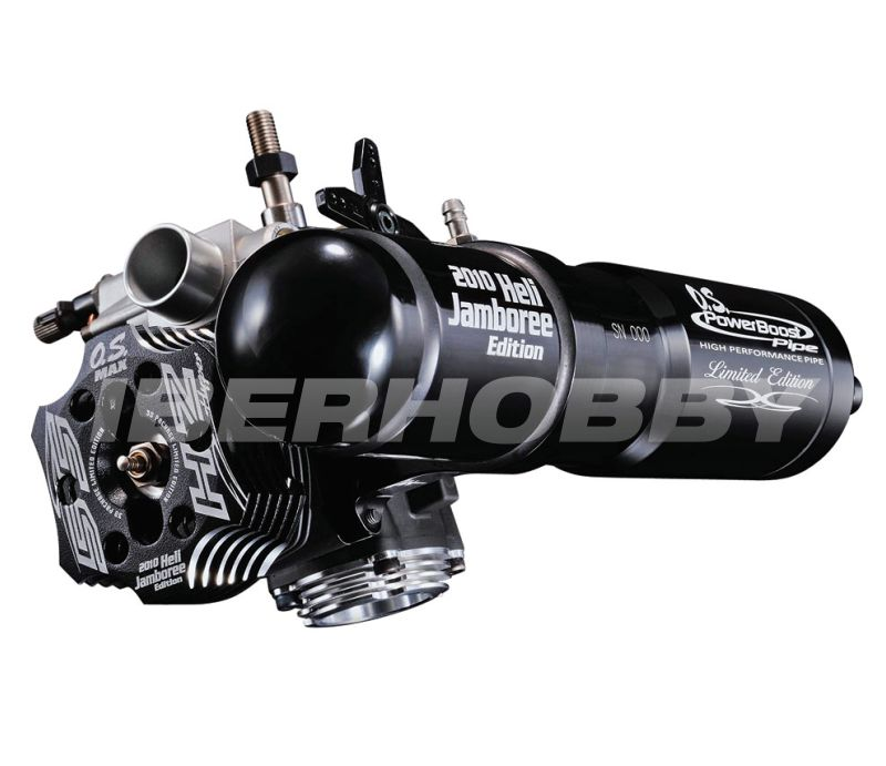 MOTOR OS 55HZ LIMITED ED. CON PIPA POWERBOOST