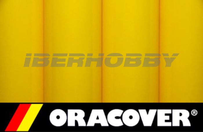 ORACOVER CUB YELLOW ROLL 2 m.
