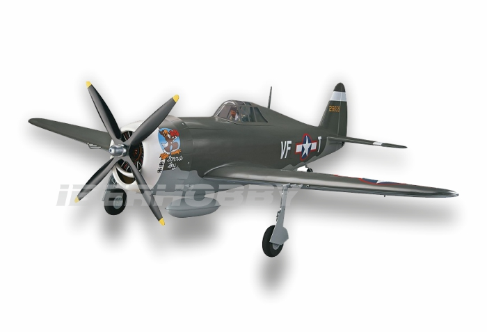 TOP FLITE GIANT P47 RAZORBACK