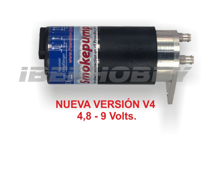 POWERBOX SMOKE PUMP V4