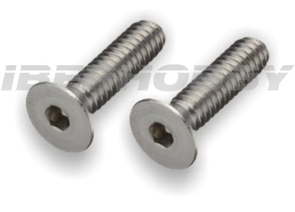 TORNILLO ALLEN AVELLANADO M3X16 mm.